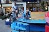 Merry-go-round in Plaza BB Rambla, Granada ES