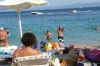 Bruce and his camera on Zlatni Rat beach, Bol