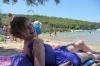 """The """"sandy beach"""" of U Lovrečina HR"""
