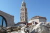 Cathedral and Bell Tower, Split