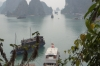View from Hang Sung Sot (the Secret Cave), Halong Bay VN