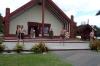 Maori welcome concert at Te Puia, Rotorua NZ