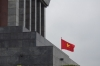 Ho Chi Minh's mausoleum, Hanoi VN