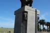 Statue to Juan Zorilla de San Martin at Punta Brava, Montevideo UY
