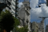 Buildings on Avenida 18 de Julio (lovely towers), Montevideo UY