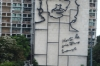Image to Che Guevara 'Hasta la Victoria Siempre'. Plaza de la Revolucion, Havana CU