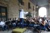 Free concert at Palacio de los Capitones Generales, Havana CU
