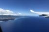 Leaving Hawaii, bound for home. HI USA