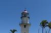 Diamond Head Lighthouse (1917) near Waikiki HI USA