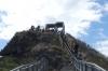 Pill box at top. Lē'Ahi Diamond Head Crater Walk HI USA