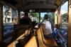 Trolley buses. Waikiki HI USA