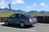 Nissan Versamat the Koko Crater viewpoint, Oahu HI USA