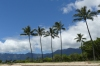 Kualoa Regional Park, Oahu HI USA