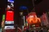 Times Square at night, New York USA