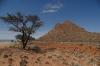 D707 road from Helmeringhausen, Namibia