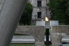 The eternal flame in the Peace Memorial Park, Hiroshima, Japan