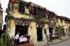 Old buildings in Hoi An, VN