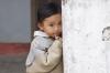 Children on the An Hoi Peninsula