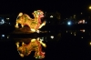 Dragon in the Thu Bon River - part of Tet, Hoi An, VN