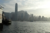 Hong Kong from the Star Ferry Terminal