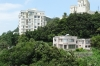 Houses on Victoria Peak