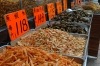 Des Voeux Road West, Hong Kong for exotic dried seafood