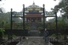 Minh Mang tomb (2nd emperor of the Nguyen Dynasty reigned from 1820-1841), Hue VN