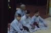 Prayer time at the Linh Mu Pagoda