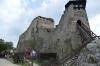Visegrád Castle on the Danube River HU