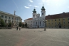Szechenyi Square, Győr HU
