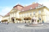 Orb and Bishop's Palace, Székesfehérvár HU