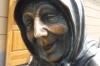 Aunt Kati statue, Székesfehérvár HU