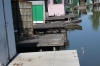 Fishing shacks at Lake Balaton HU