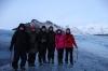 Svinafellsjökull glacier
