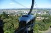 Portland Aerial Tram to OHSU (hospital), Portland, OR