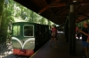 The little train, ride to Devil's Throat at Iguazú Falls AR