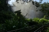 The mist of Hermanas Waterfall, Iguazú Falls AR