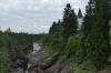 Imatrankoski Rapids (not running) on Vuoksi, Imatra FI