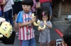 Ice Cream cones were a favourite in Inso-dong Seoul, during the Chuseok Mid Autumn Festival (aka Korean Thanksgiving Day) KR