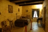 Bedroom. Ta' Kola Windmill, Xaghra, Gozo Island, Malta