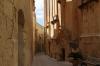 Triq San Pietru (street), Mdina, Malta