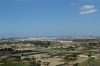View over Malta from Misrah Is-Sur, Mdina