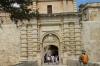 Misrah San Publiju (entrance), Mdina, Malta