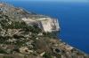 Dingli Cliffs, the highest point in Malta