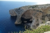 Iz-Zurrieq panorama near Blue Grotto, Malta