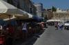 Lunching on Xatt is-Sajjieda (street), Marsaxlokk, Malta
