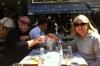 Bruce & Thea toast Hayden's 29th birthday at Ciya, Kadikoy, Istanbul