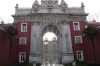 Gates to the Dolmabahçe Palace, Istanbul TR