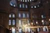 Inside the Blue Mosque, Istanbul TR