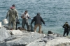 Mussel Fisherman, Istanbul